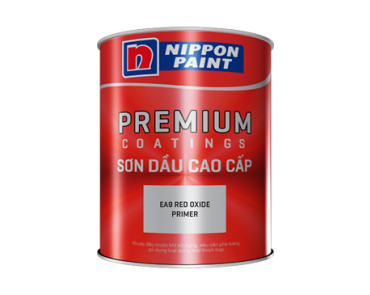 Sơn Epoxy | NIPPON PAINT EA9 RED OXIDE PRIMER